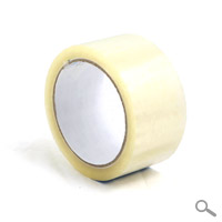 One Roll of Clear packing Tape