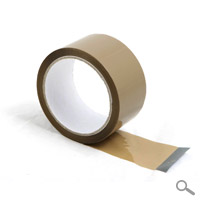 One Roll of Brown tape